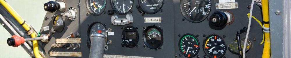 étiquette aéronautique